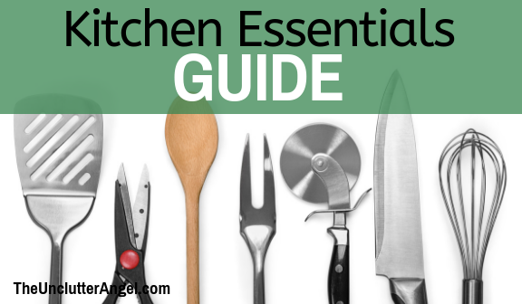 kitchen essentials guide