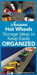 hot wheels storage