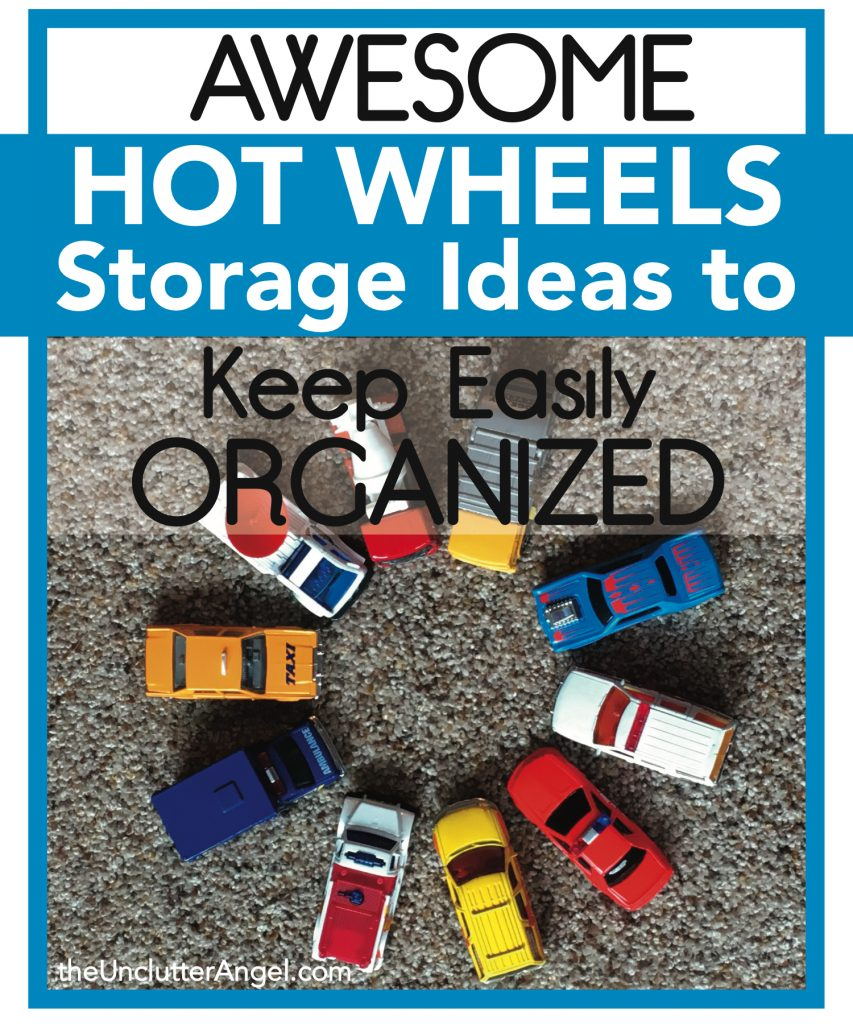 hot wheels storage ideas