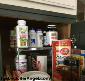 kitchen Pantry Shelf