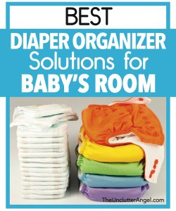 best diaper organizer