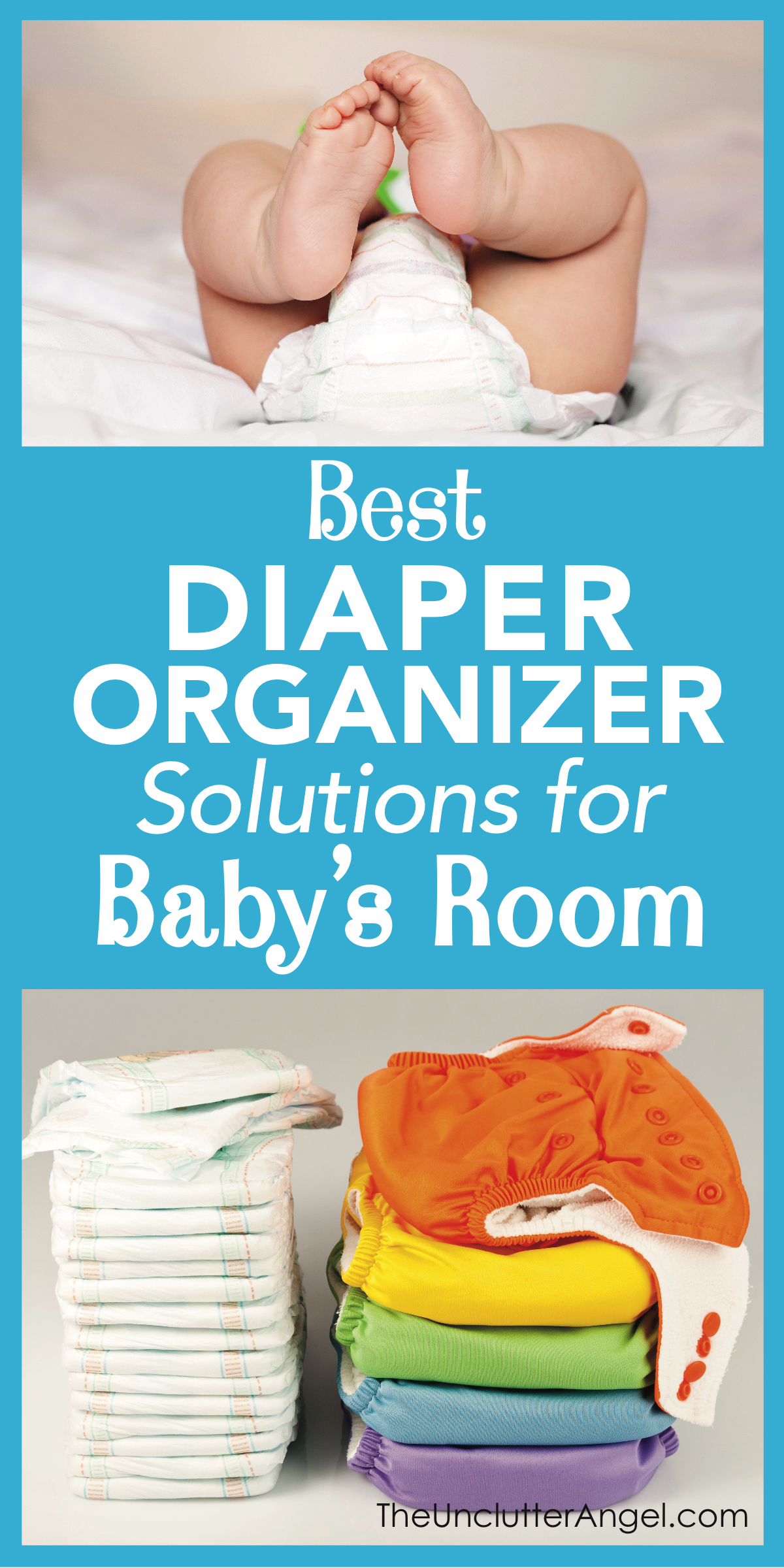 diaper and wipes organizer