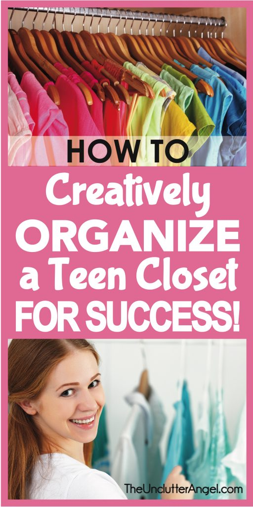 How To Organize Your Closet Clothing