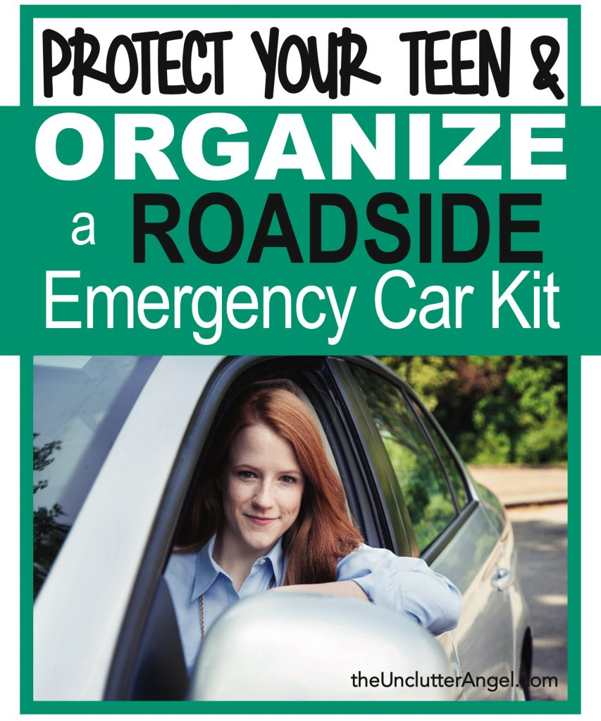 roadside emergency car kit