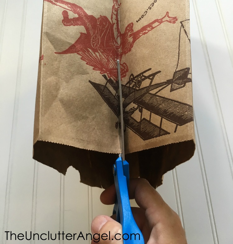 How To Make A Book Cover With A Trader Joe S Bag : Creative ways to protect textbook with covers for school