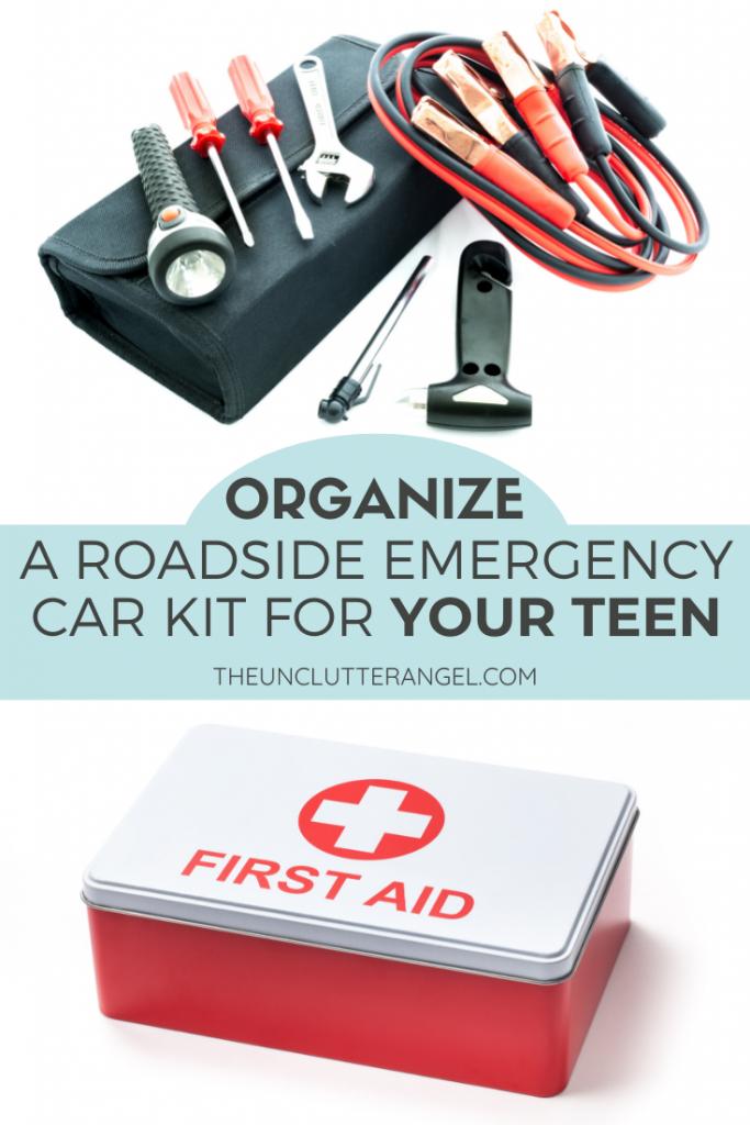roadside emergency car kit