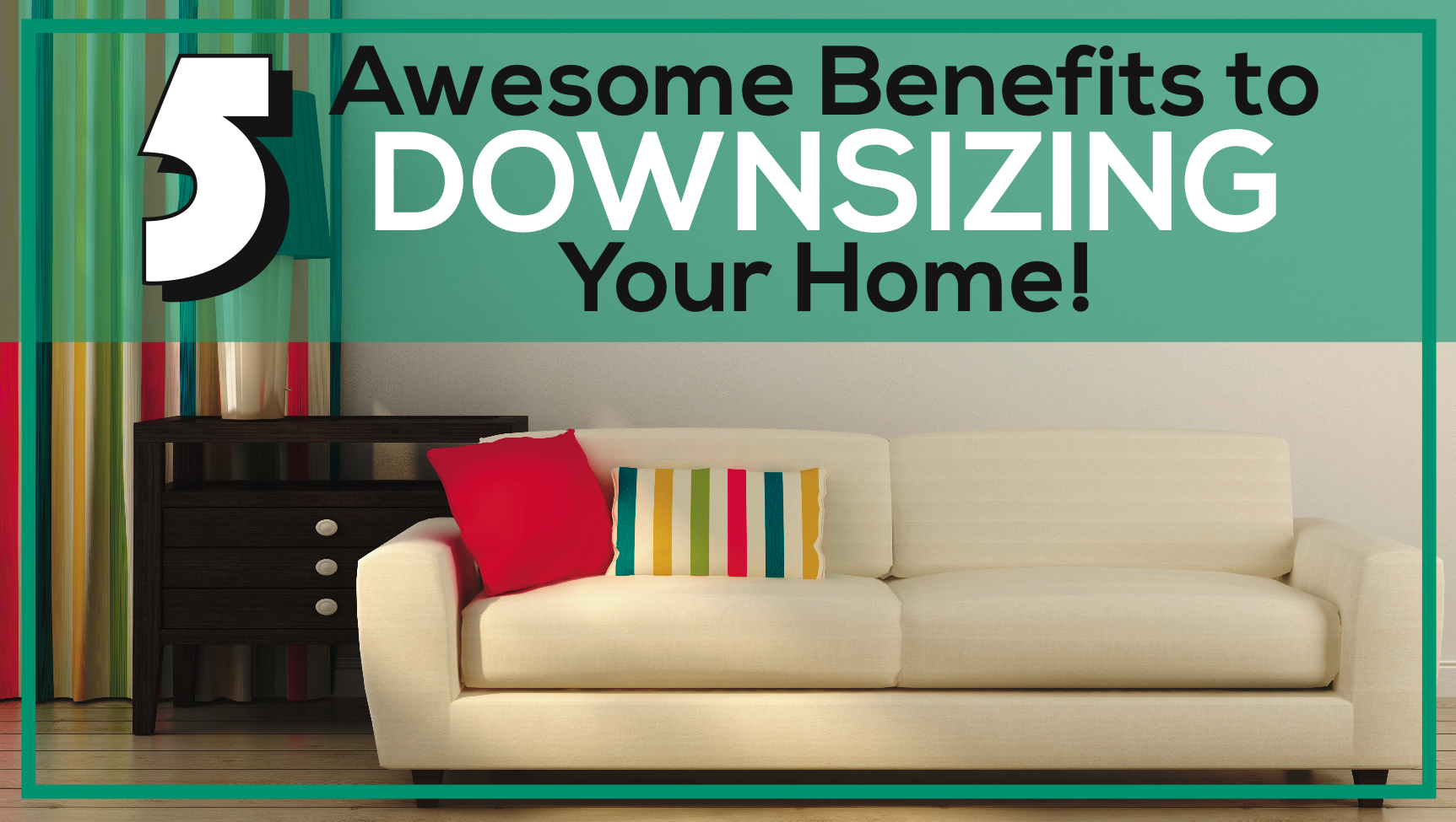 downsizing home checklist
