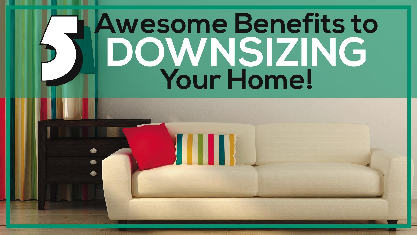downsizing home checklist