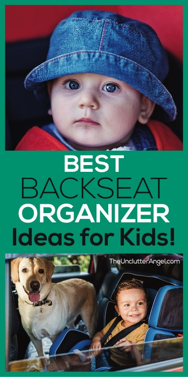 backseat organizers kids