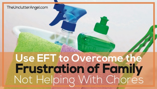 eft to overcome frustration