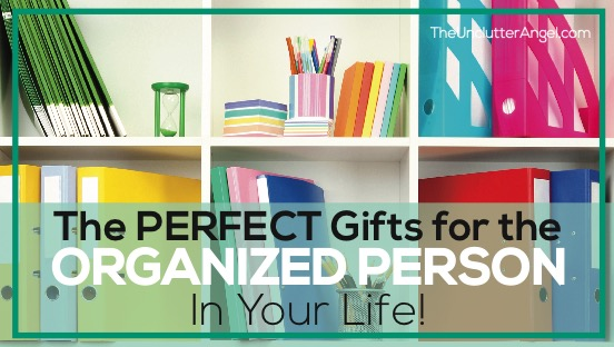 Gifts for organized people