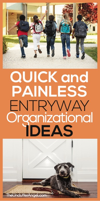 Entryway Organizational Ideas