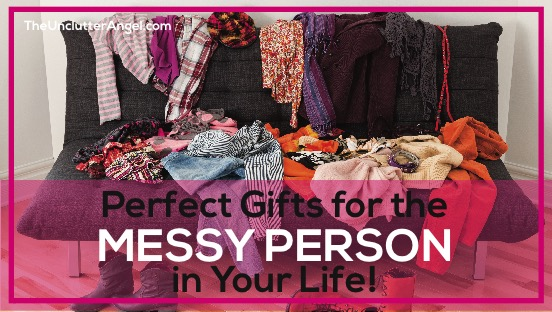 gifts for messy people