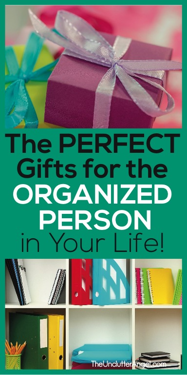 gifts for organized person
