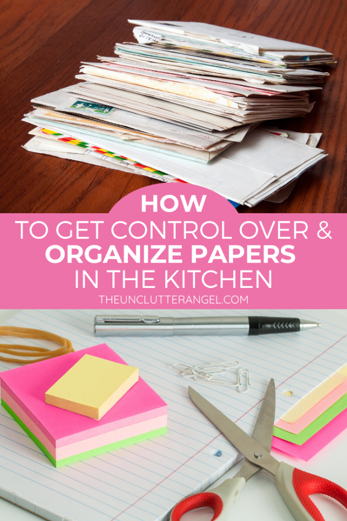 organize papers