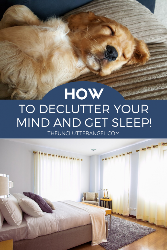 how to declutter the mind